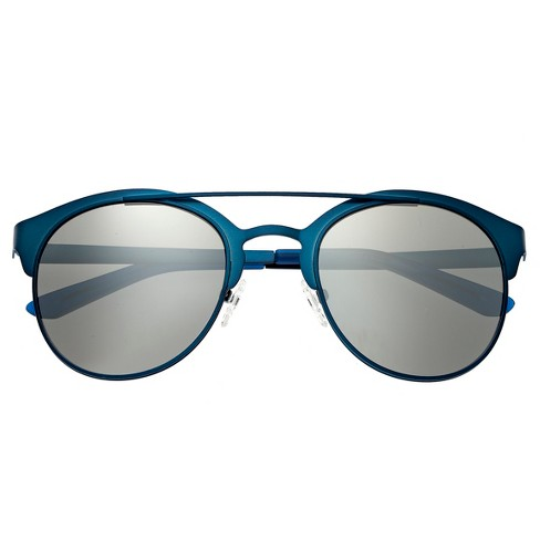 a37c60ffe108 Men's Breed Phoenix Titanium Sunglasses - Blue/Silver : Target