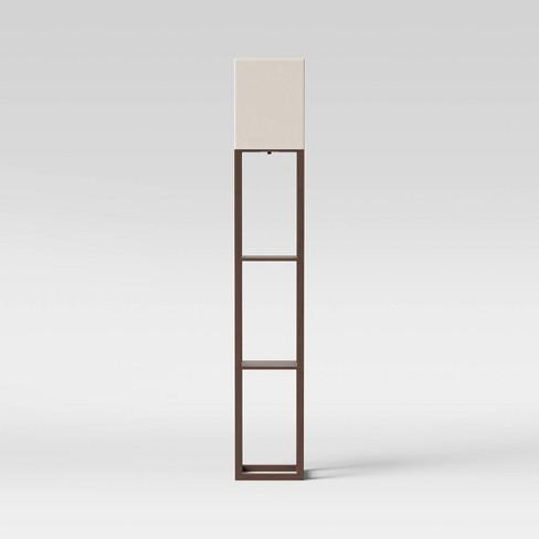 Shelf Floor Lamp - Threshold™ - image 1 of 4