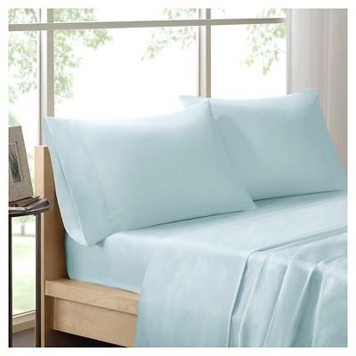 Liquid Cotton Pillowcases (Standard)Seafoam