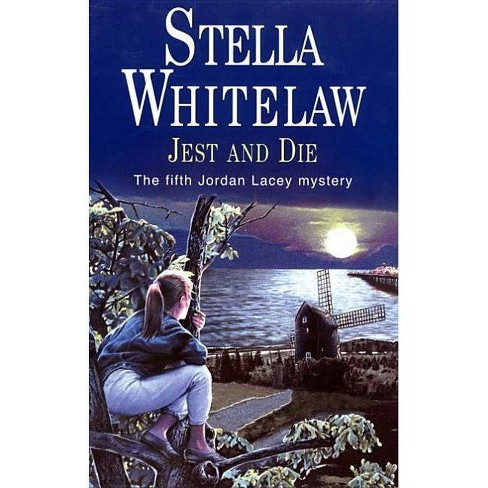 Jest and Die - (Severn House Large Print) by  Stella Whitelaw (Hardcover) - image 1 of 1