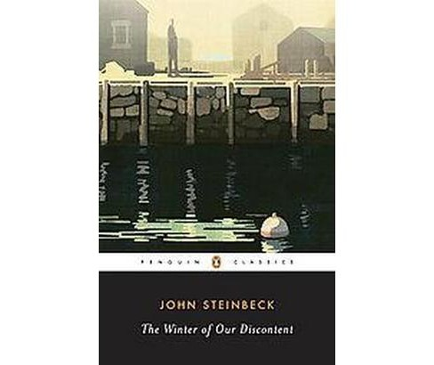 Winter of Our Discontent (Reissue) (Paperback) (John Steinbeck) - image 1 of 1