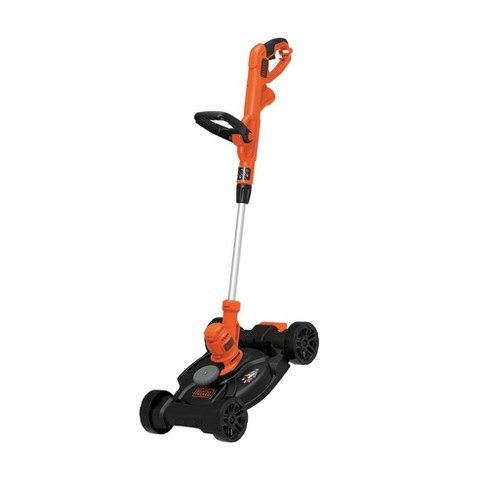 Black & Decker BESTA512CM 120V 6.5 Amp Compact 12 in. Corded 3-in-1 Lawn Mower - image 1 of 4