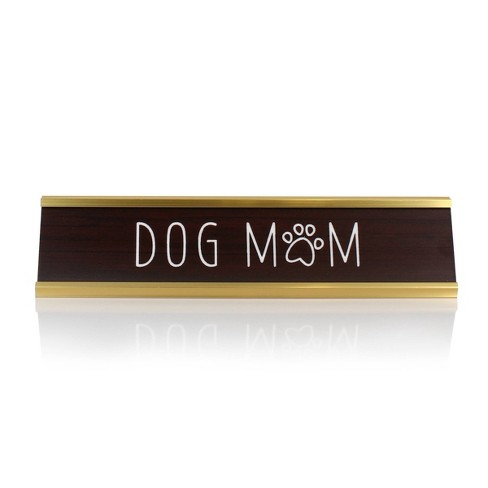 Dog Mom Decorative Plaque - image 1 of 2
