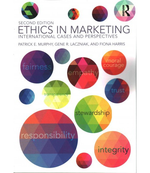 Ethics in Marketing : International cases and perspectives (Paperback) (Patrick E. Murphy & Gene R. - image 1 of 1