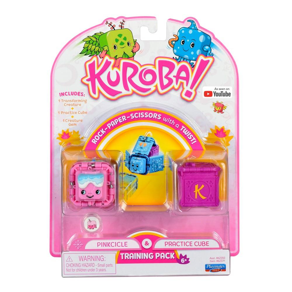 Kuroba Pinkcicle Training Pack