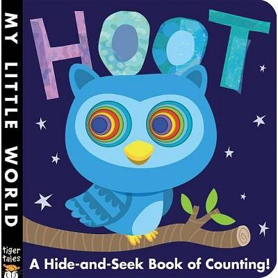 Hoot by Jonathan Litton (Board Book)