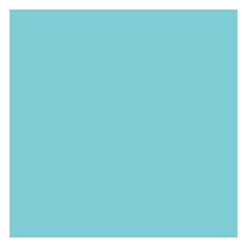 SunWorks Heavyweight Construction Paper, 12 x 18 Inches, Sky Blue, pk of 100 - image 1 of 1