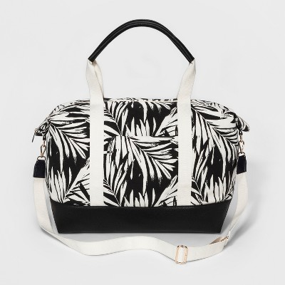 Canvas Weekender Bag - A New Day™ Black