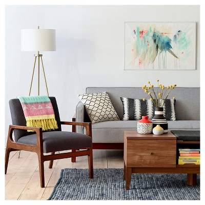 Attrayant Colorful Small Space Living Room Collection