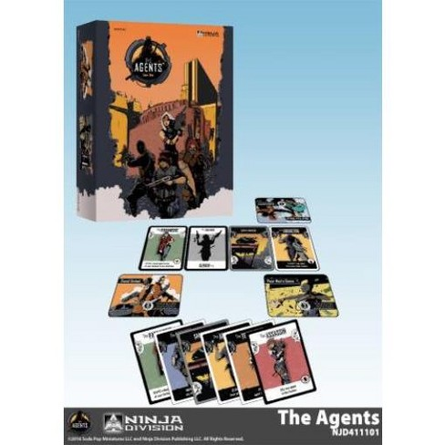 Agents, The Board Game - image 1 of 1