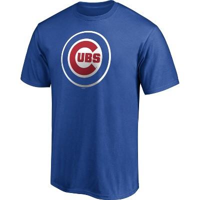 MLB Chicago Cubs Men's Short Sleeve Core T-Shirt