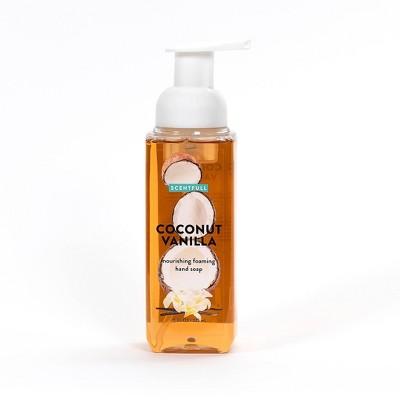 Scentfull Foaming Hand Soap Coconut Vanilla - 11 fl oz