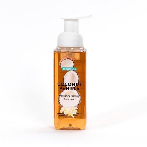 Scentfull Foaming Hand Soap Coconut Vanilla - 11 fl oz - image 1 of 2