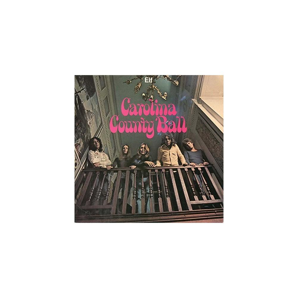 Elf & Ronnie James Dio - Carolina County Ball (CD)