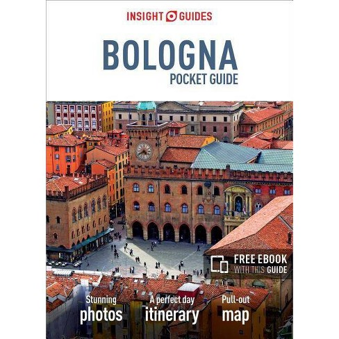 Insight Guides Pocket Bologna (Travel Guide with Free Ebook) - (Insight Pocket Guides)(Paperback) - image 1 of 1
