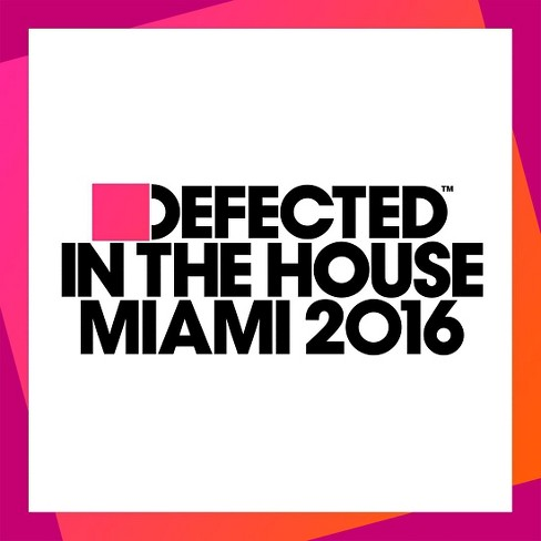 Various - Defected in the house miami 2016 (CD) - image 1 of 1