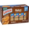 Lance Nekot Real Peanut Butter Cookie Sandwiches - 35oz - 20ct - image 2 of 4