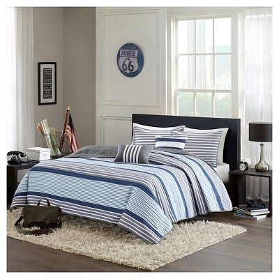 Blain Quilted Coverlet Set