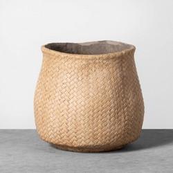 Planter Woven Cement - Hearth & Hand™ with Magnolia