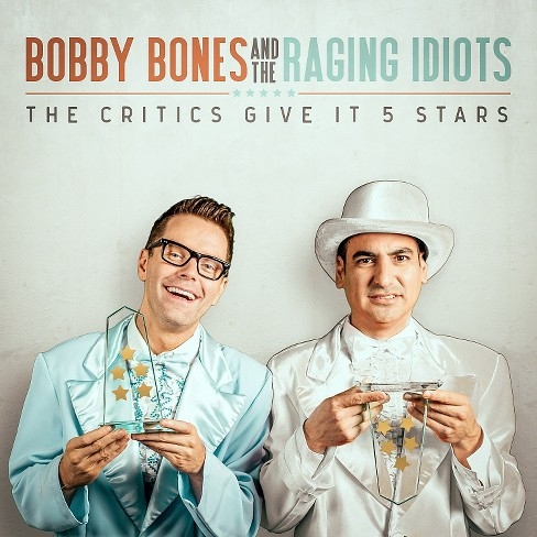 Bobby and the bones - Critics give it 5 stars (CD) - image 1 of 1