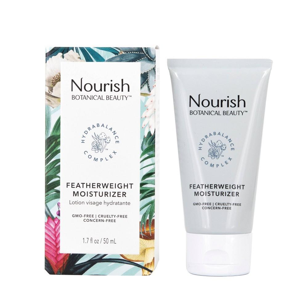 Image of Nourish Organic Botanical Beauty Featherweight Moisturizer - 1.7 fl oz