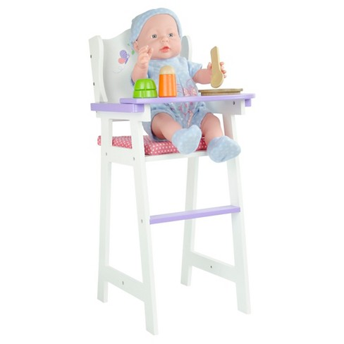 Olivia S Little World Princess 18 Doll Furniture Baby High Chair Target