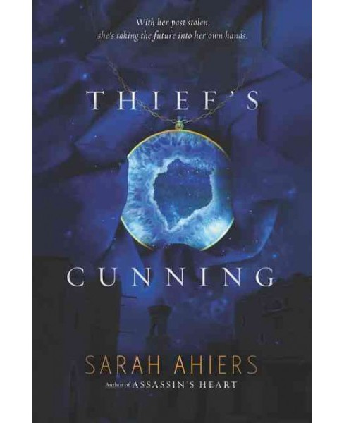 Thief's Cunning -  by Sarah Ahiers (Hardcover) - image 1 of 1