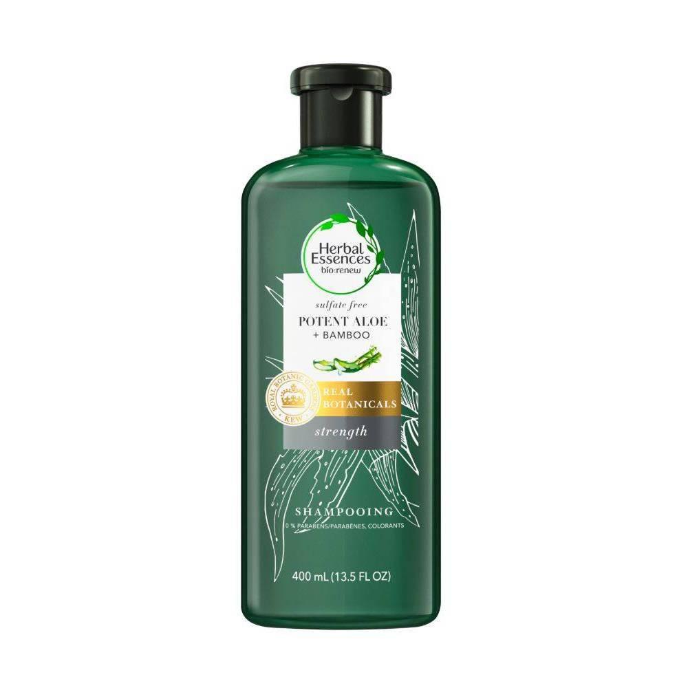 Image of Herbal Essences bio:renew Aloe & Bamboo Sulfate Free Shampoo -13.5 fl oz