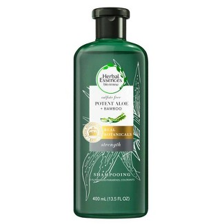 Herbal Essences Bio:renew Bamboo + Potent Aloe Sulfate Free Shampoo Strength - 13.5 Fl Oz : Target