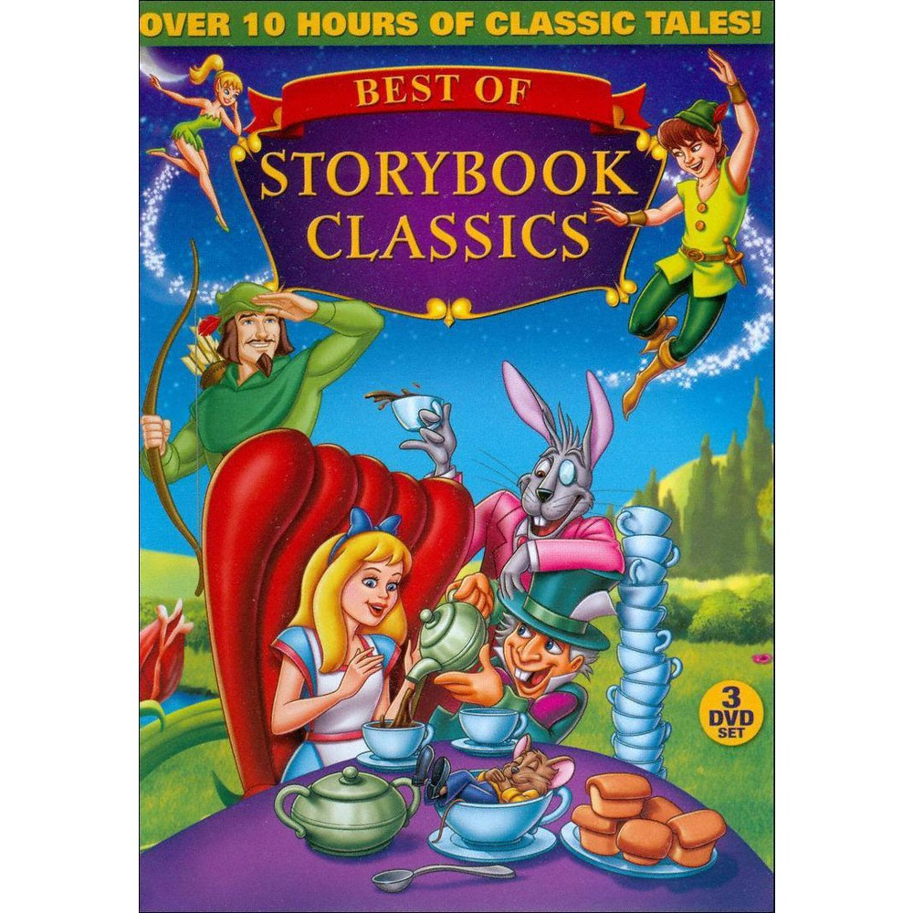 Best Of Storybook Classics (Dvd)