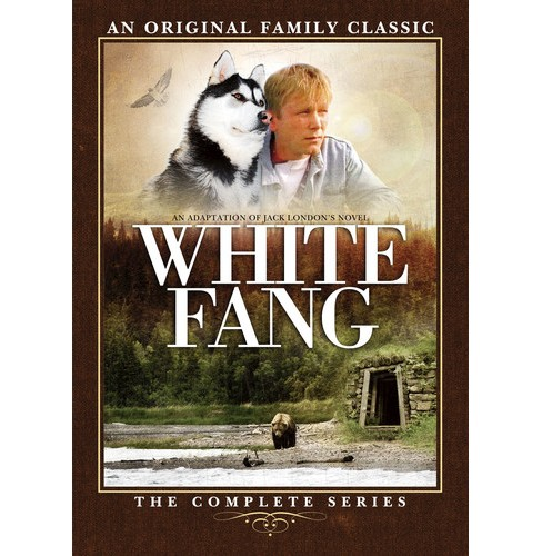 White Fang:Complete Series (DVD) - image 1 of 1