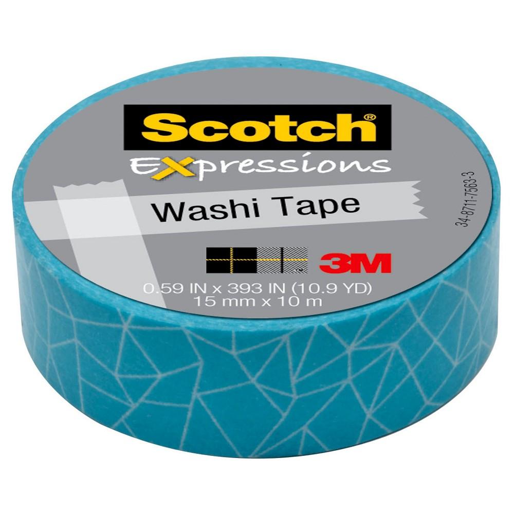 Image of Scotch Washi Tape Cracked 10Mx15Mm
