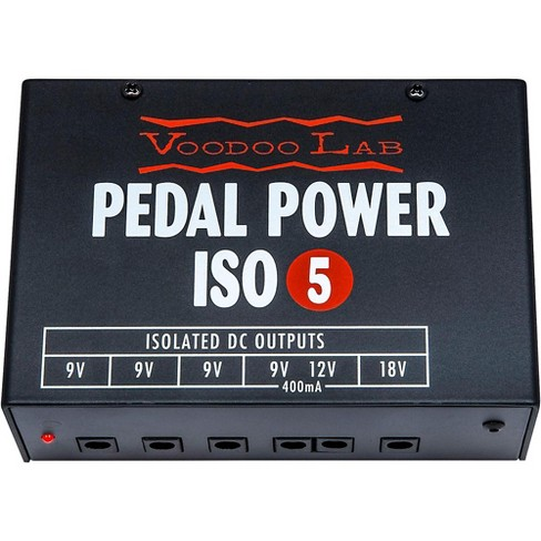 Voodoo Lab Pedal Power ISO-5 Power Supply - image 1 of 1
