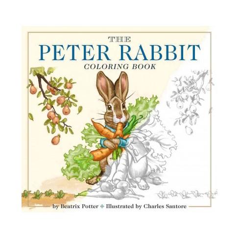 Peter Rabbit Coloring Book A Classic Editions Coloring Book