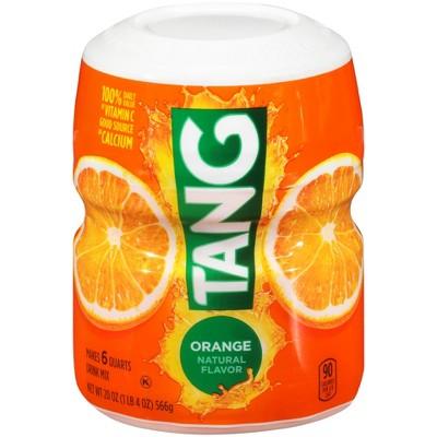 Tang Orange Drink Mix - 20oz