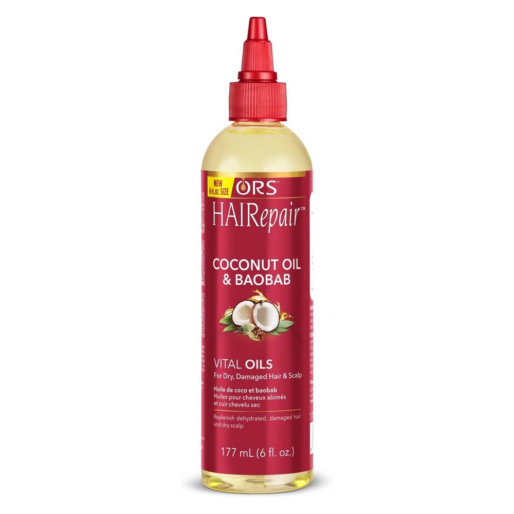Image of ORS HAIRepair Coconut Oil & Baobab Vital Oils - 6 fl oz