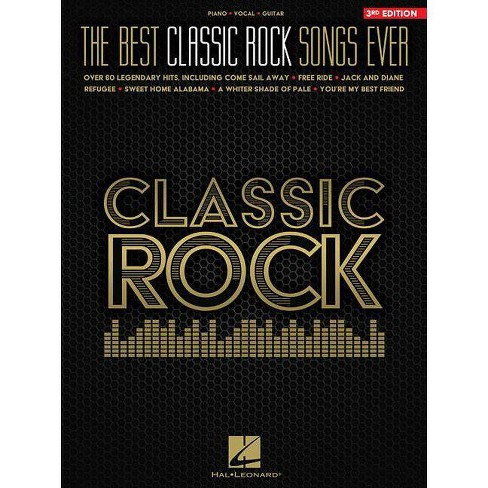 The Best Classic Rock Songs Ever - 3 Edition (Paperback) - image 1 of 1