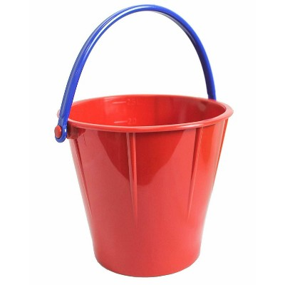 Spielstabil Large Sand Pail (One Bucket Included - Colors Vary)