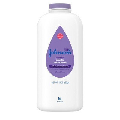 Johnson's Baby Powder Lavender - 22oz.