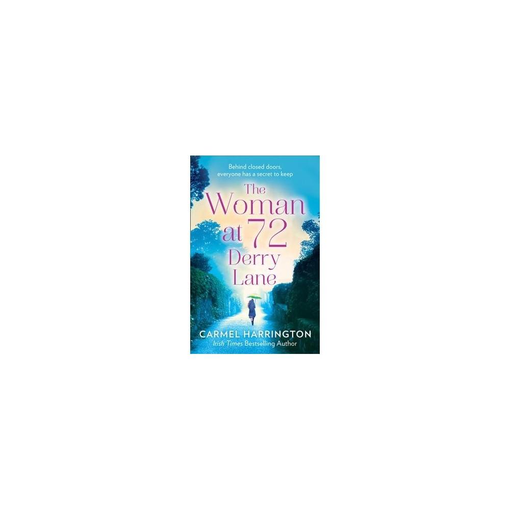 Woman at 72 Derry Lane (Paperback) (Carmel Harrington)