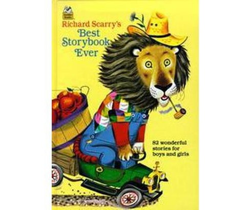Richard Scarry's Best Storybook Ever (Hardcover) - image 1 of 1