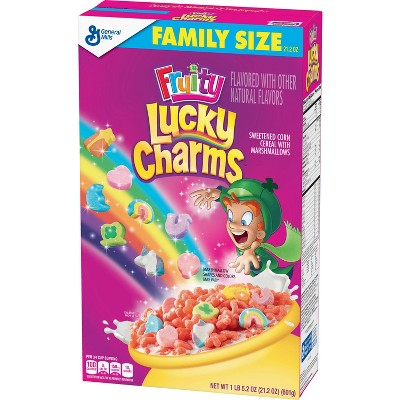 Breakfast Cereal: Lucky Charms