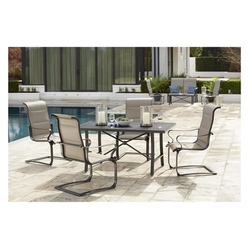 34517c2c8aa8 ... Padded Sling Motion Chairs - Gray/Beige - Cosco Outdoor Living. Shop  this collectionShop all Cosco