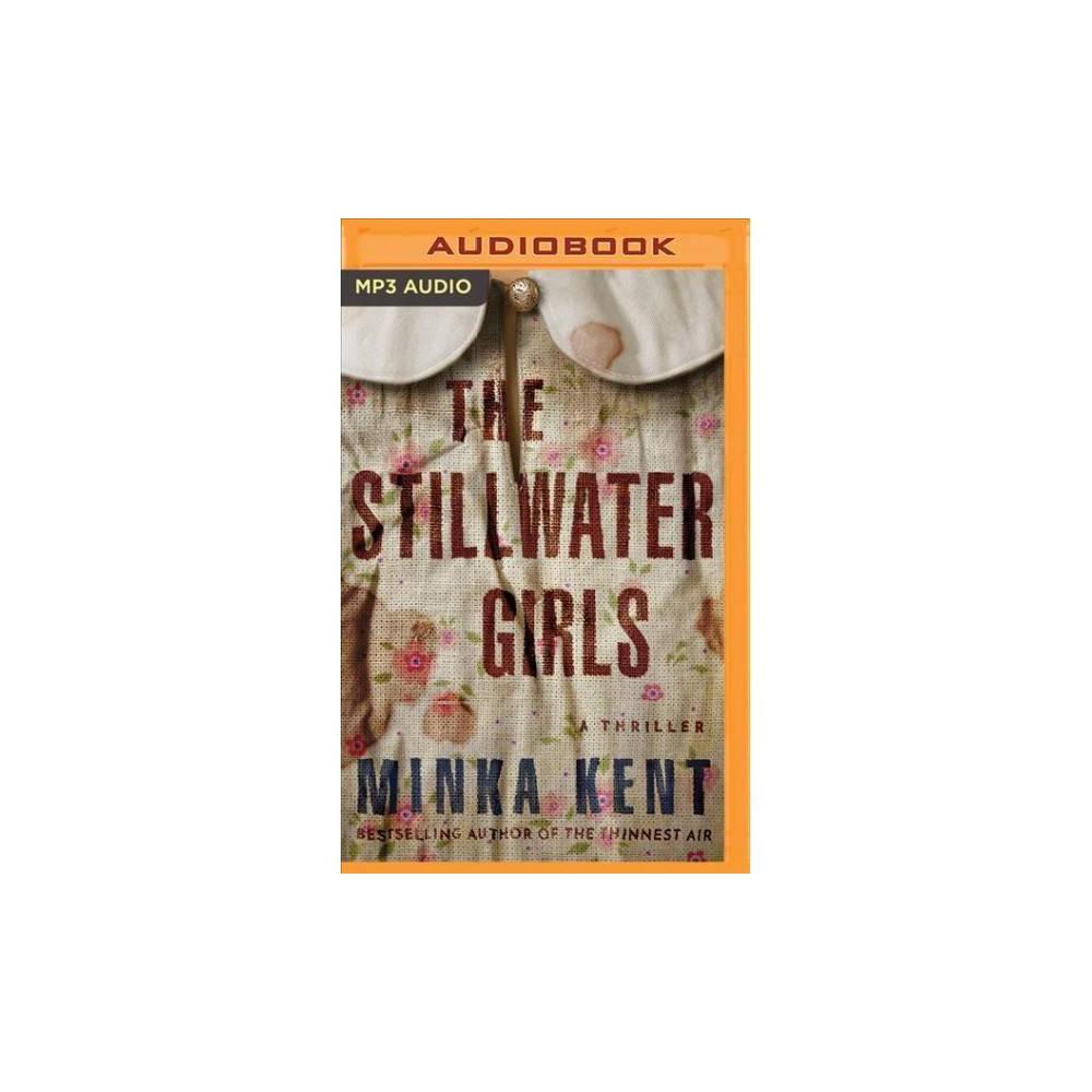 Stillwater Girls - MP3 Una by Minka Kent (MP3-CD)