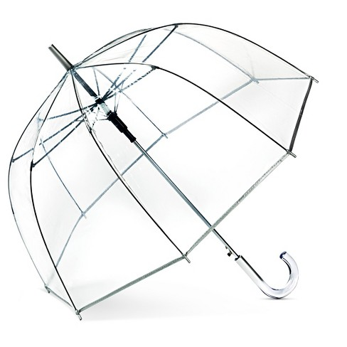 Shedrain Bubble Umbrella Clear