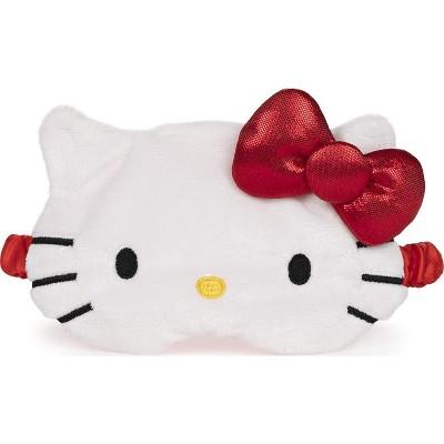 Gund Hello Kitty Plush Sleep Mask