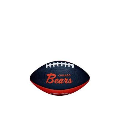 NFL Chicago Bears Mini Retro Football