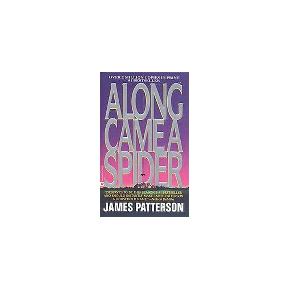 Along Came a Spider (Reissue) (Paperback) (James Patterson)