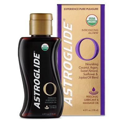 Coconut oil personal lube