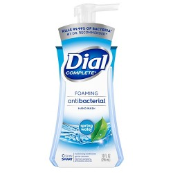 Dial Spring Water Complete Foaming Hand Soap Refill